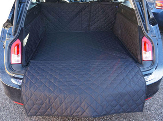 For Vauxhall Insignia 2013-2017 Quilted Car Waterproof Boot Liner Mat