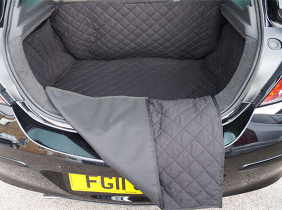 Quilted Car Waterproof Boot Liner Mat For Vauxhall Astra Hatch 2015 On
